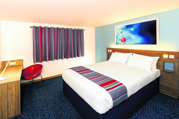 Devizes Travelodge is celebrating a new look as part of a £233 million refurbishment programme across the company