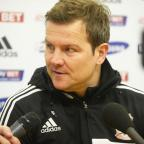 The Wiltshire Gazette and Herald: Mark Cooper pictured yesterday