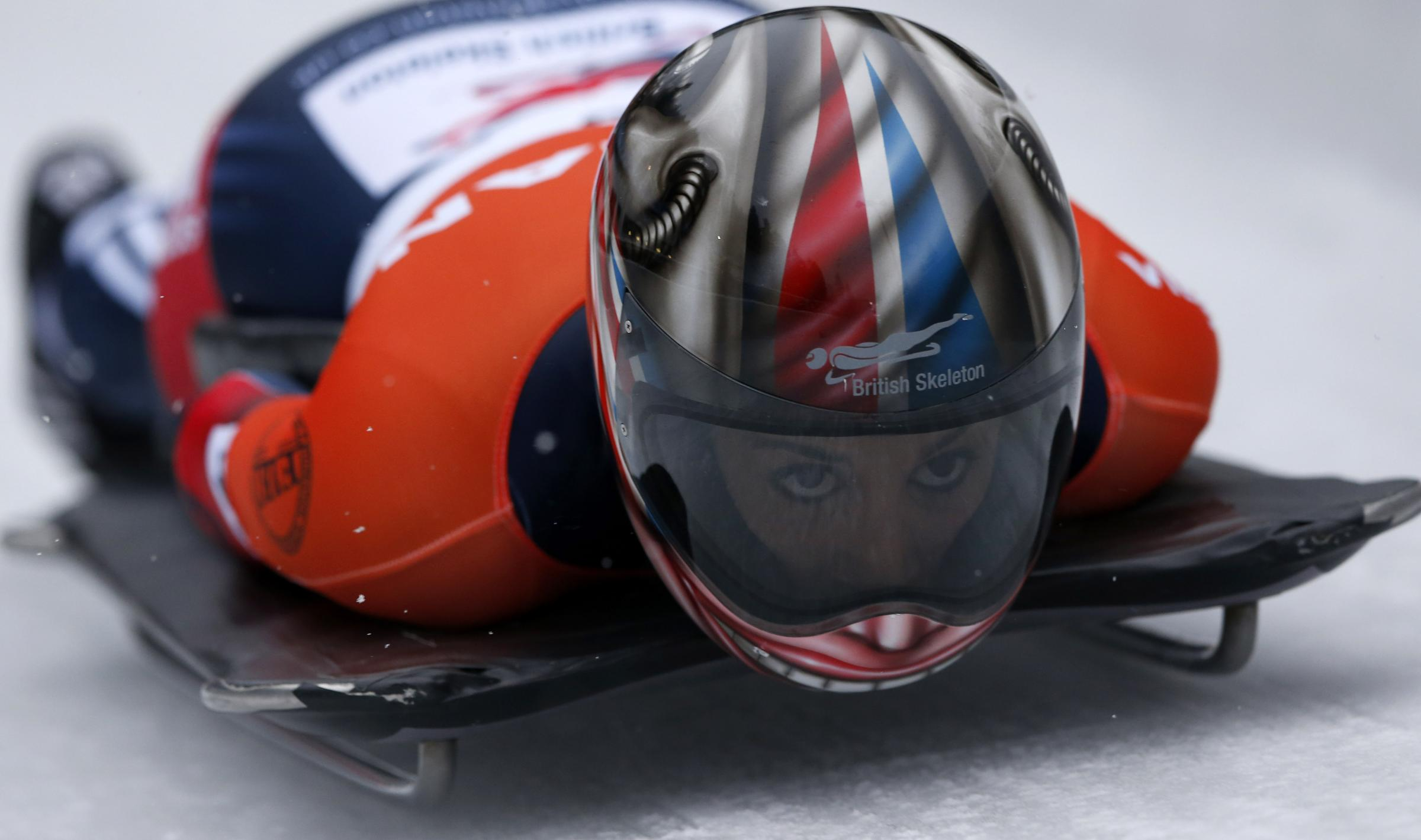 SKELETON: Shelley claims European silver