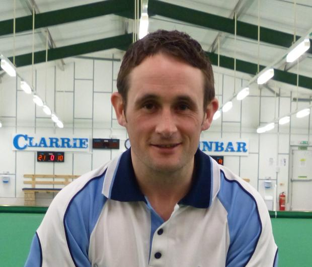 Andy Colebrooke helped Clarrie Dunbar to success in their Wessex League match against MidGlos