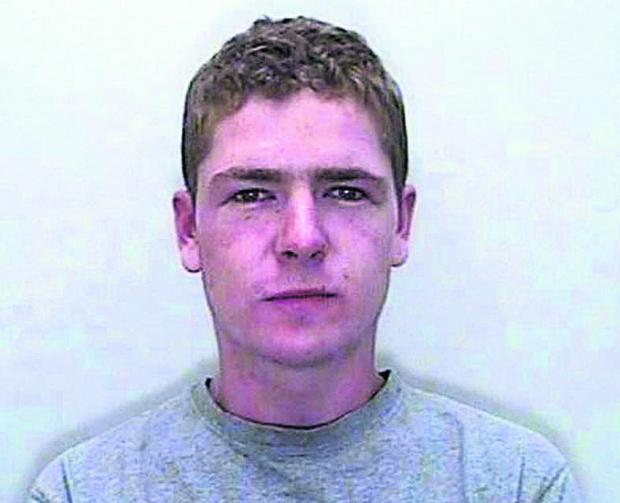 Dylan Hunter, 21, was jailed for an early morning attack in Marborough town centre