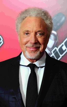 Headliner Sir Tom Jones
