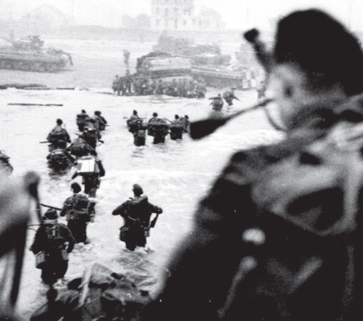 D-Day 70: It was the invasion of Europe. It will never be forgotten.