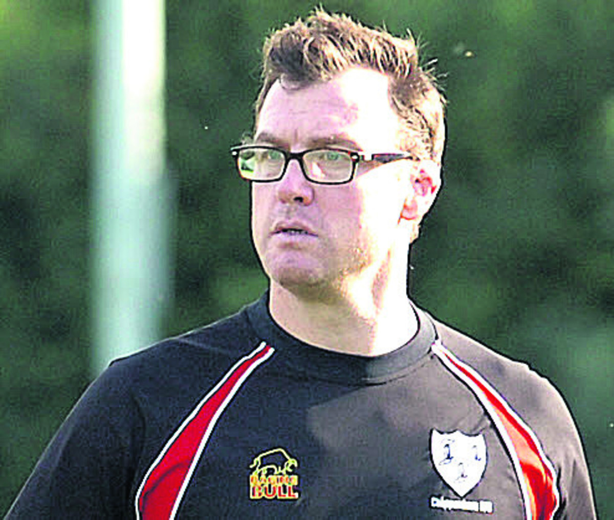 Danny Thomas' Chippenham side were edged close to relegation