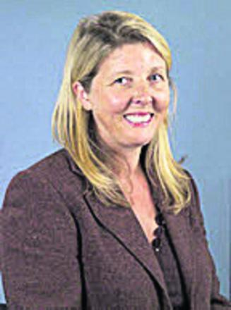 Tracey Nutter, director of nursing at Salisbury District Hospital