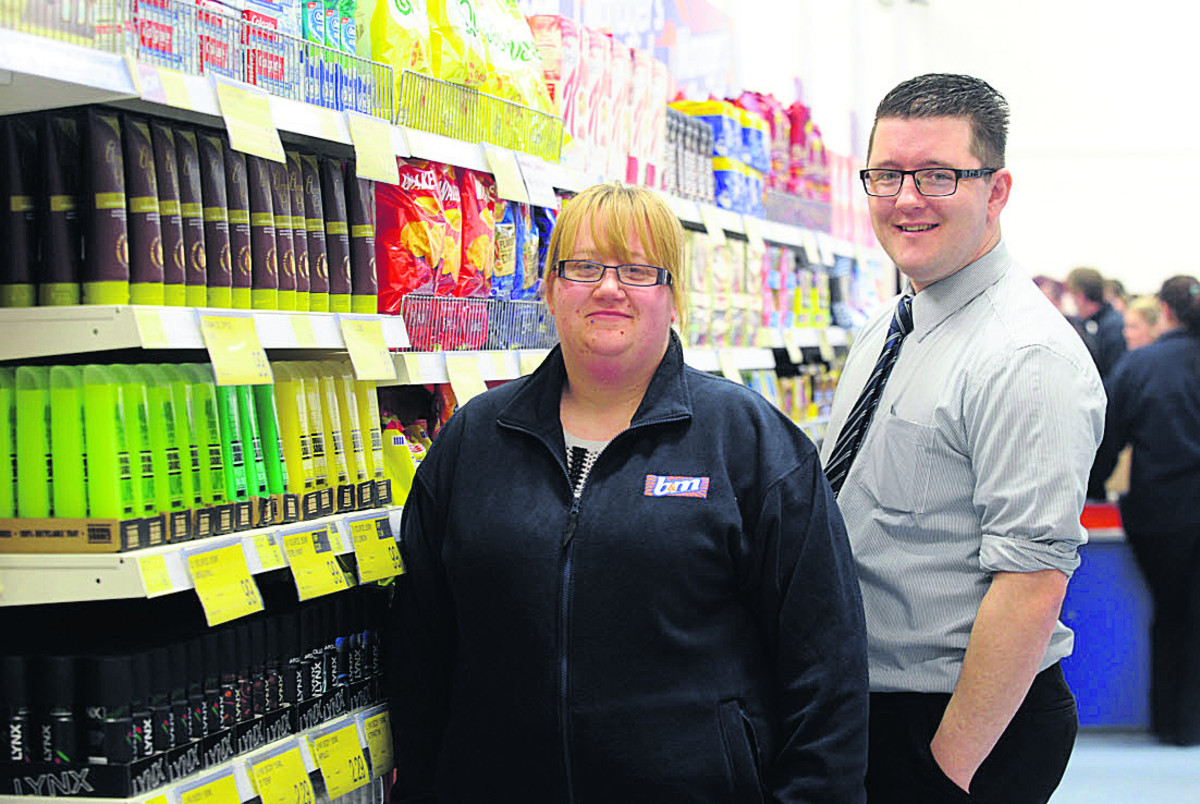 Arrival of new Chippenham store brings end to five-year job hunt