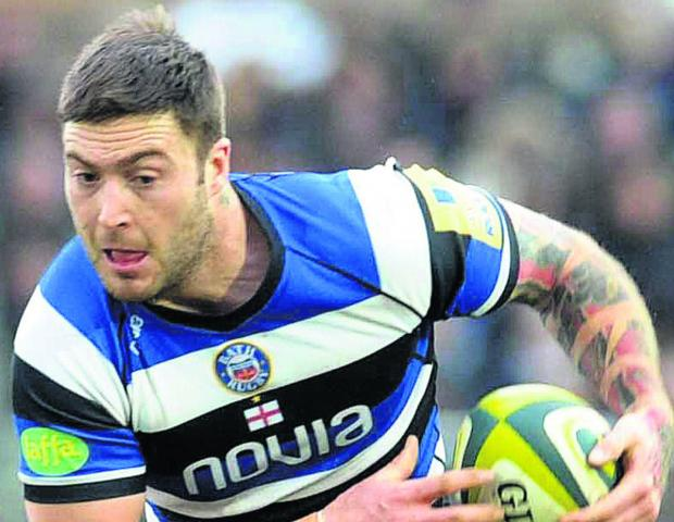 The Wiltshire Gazette and Herald: Matt Banahan