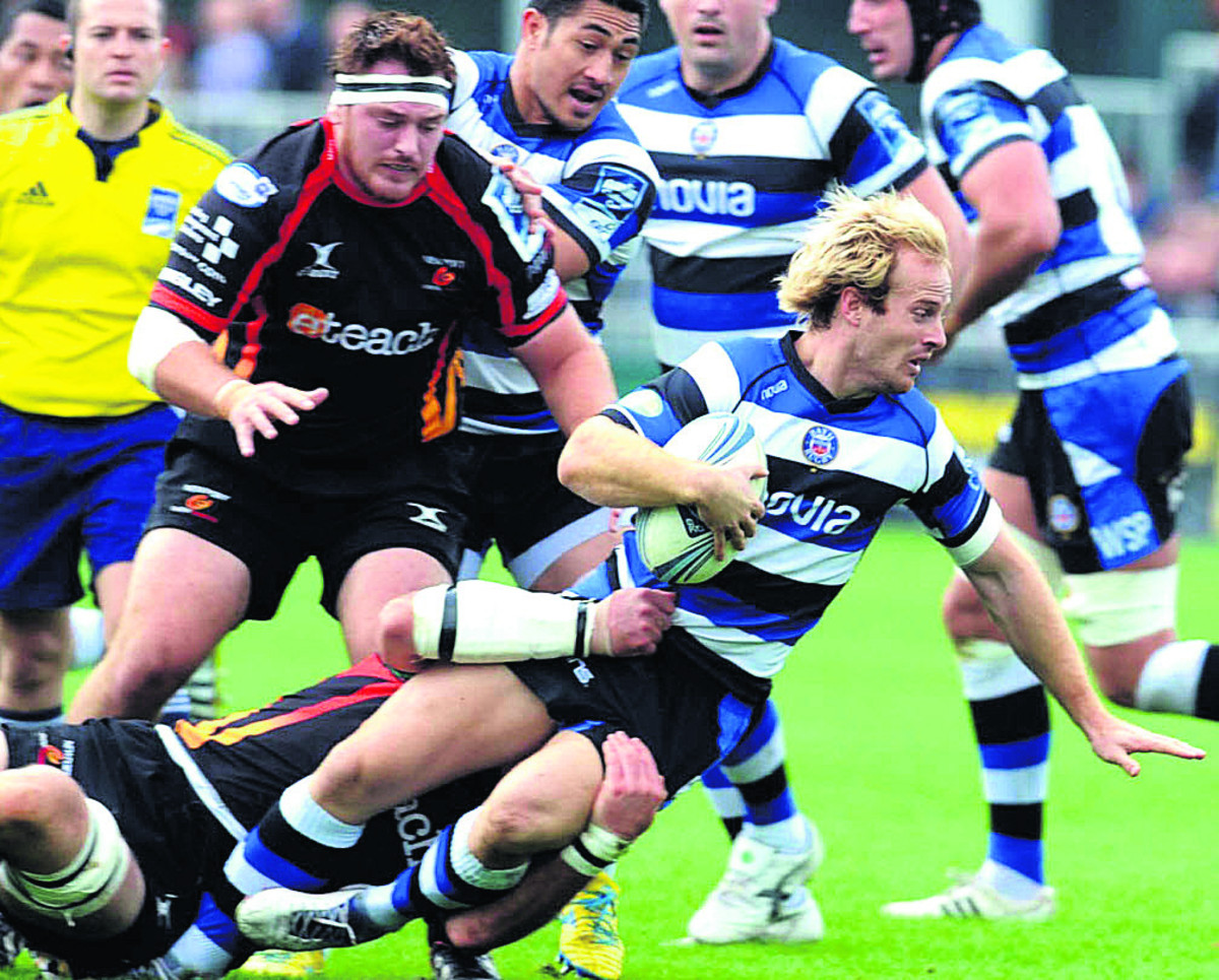 RUGBY: Abendanon keen on fond farewell