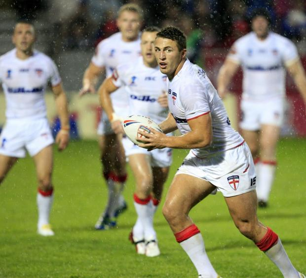 Bath announced the signing of rugby league star Sam Burgess earlier this week