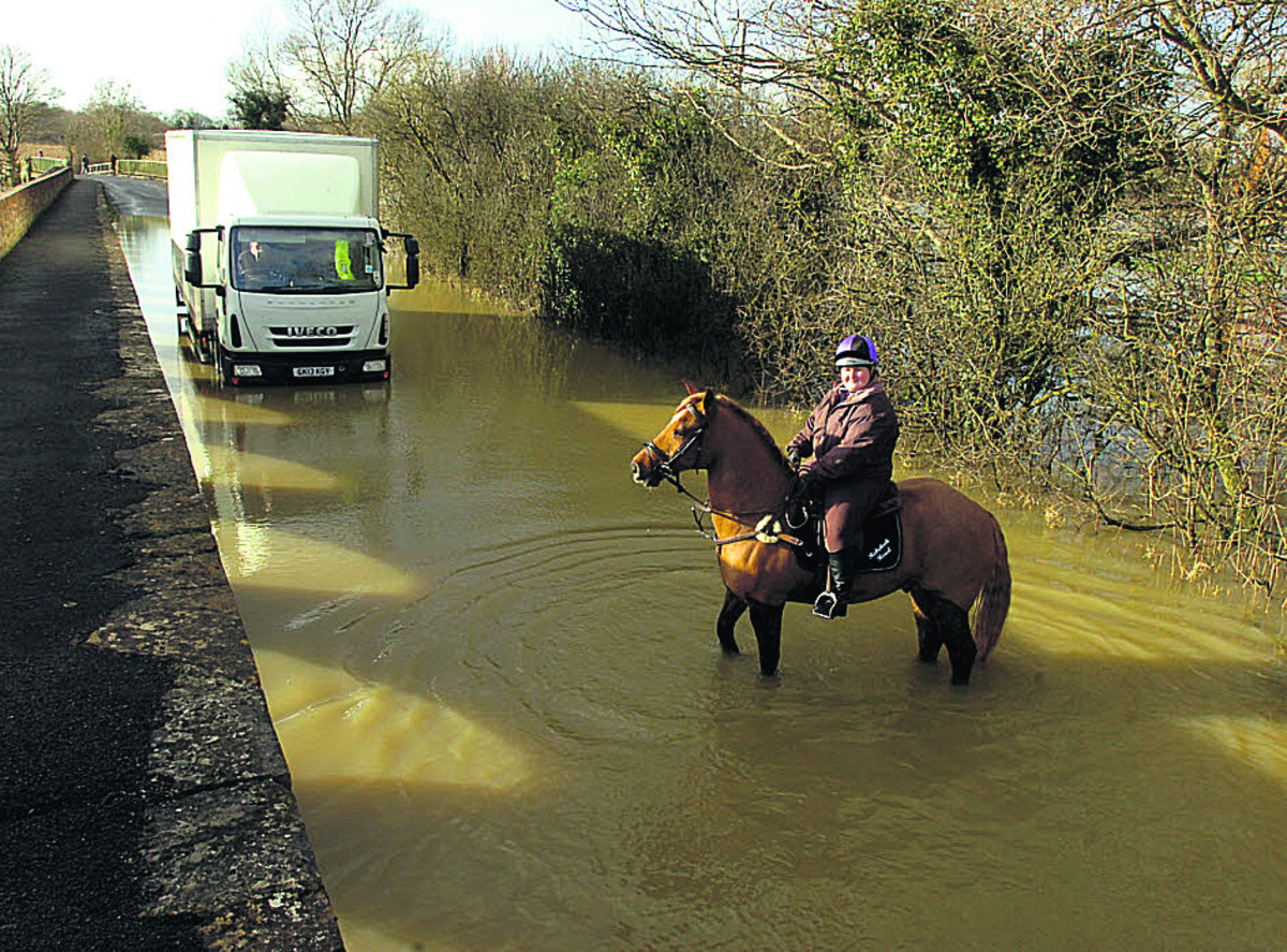 Flooding risk remains in many areas of Wiltshire, says Environment Agency