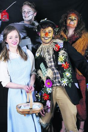Devizes School students from right across the age range took part in the four days of performances of The Wizard of Oz show