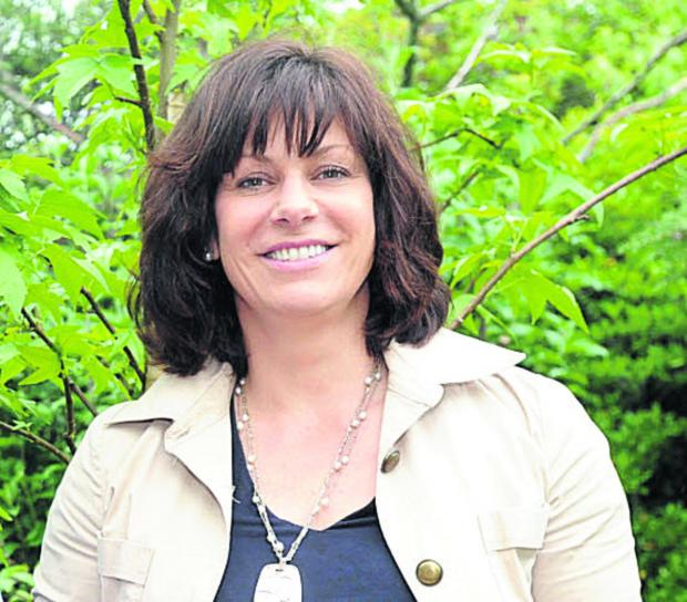 The Wiltshire Gazette and Herald: Claire Perry