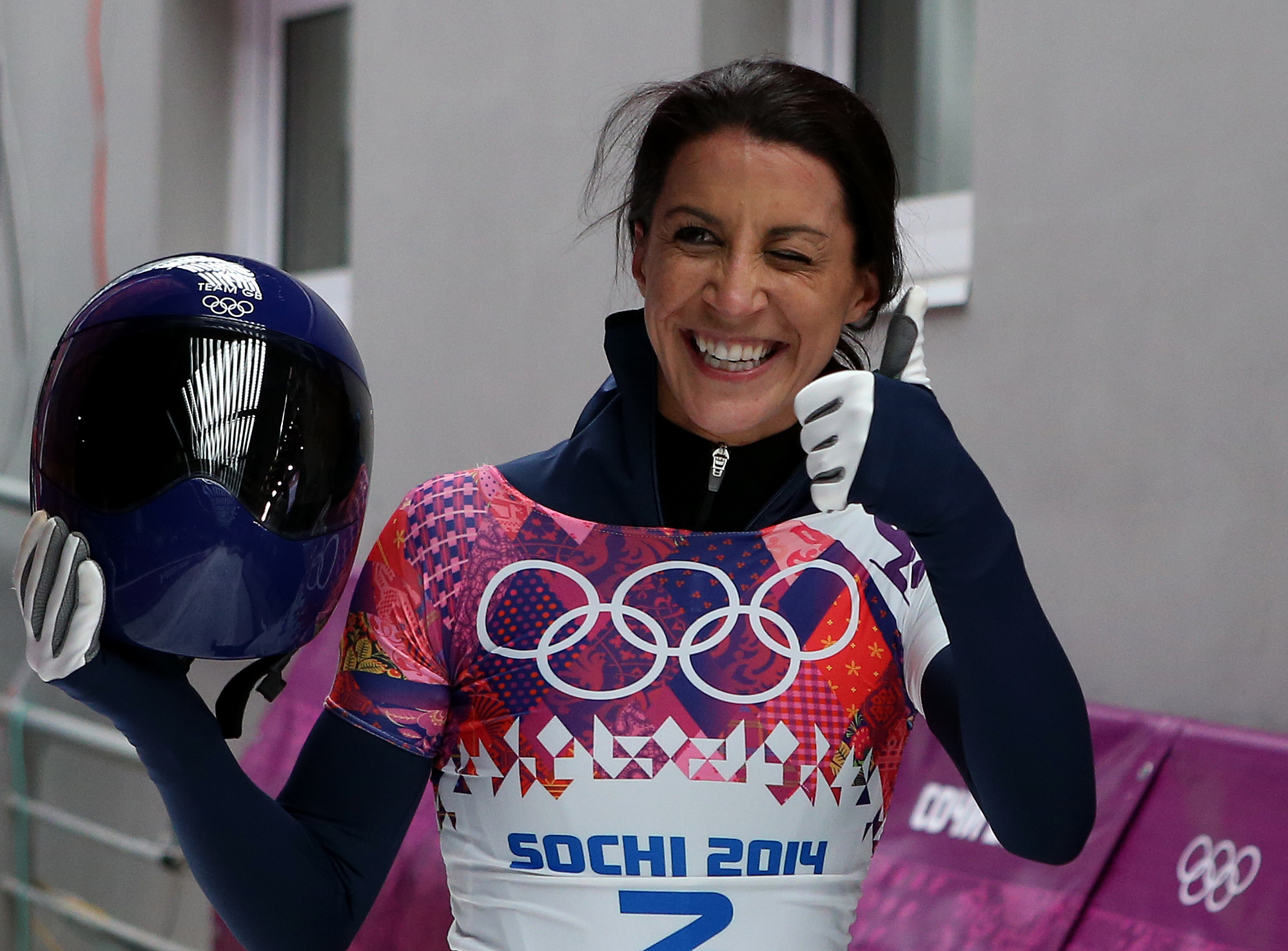 WINTER OLYMPICS: Shelley hints at Pyeongchang attempt