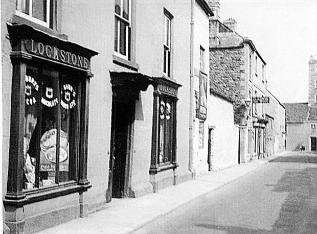 The Wiltshire Gazette and Herald: The Malmesbury family firm of Lockstone ran a grocery until the 1960s