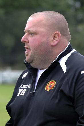 Trevor Rawlings' Corsham Town beat Andover New Street 6-0 in their first friendly of the summer last weekend