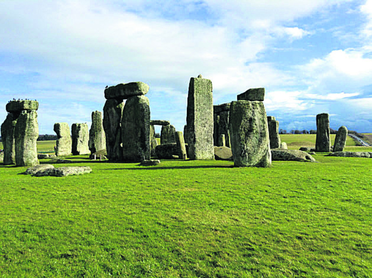 New Stonehenge visitor centre rocks for families