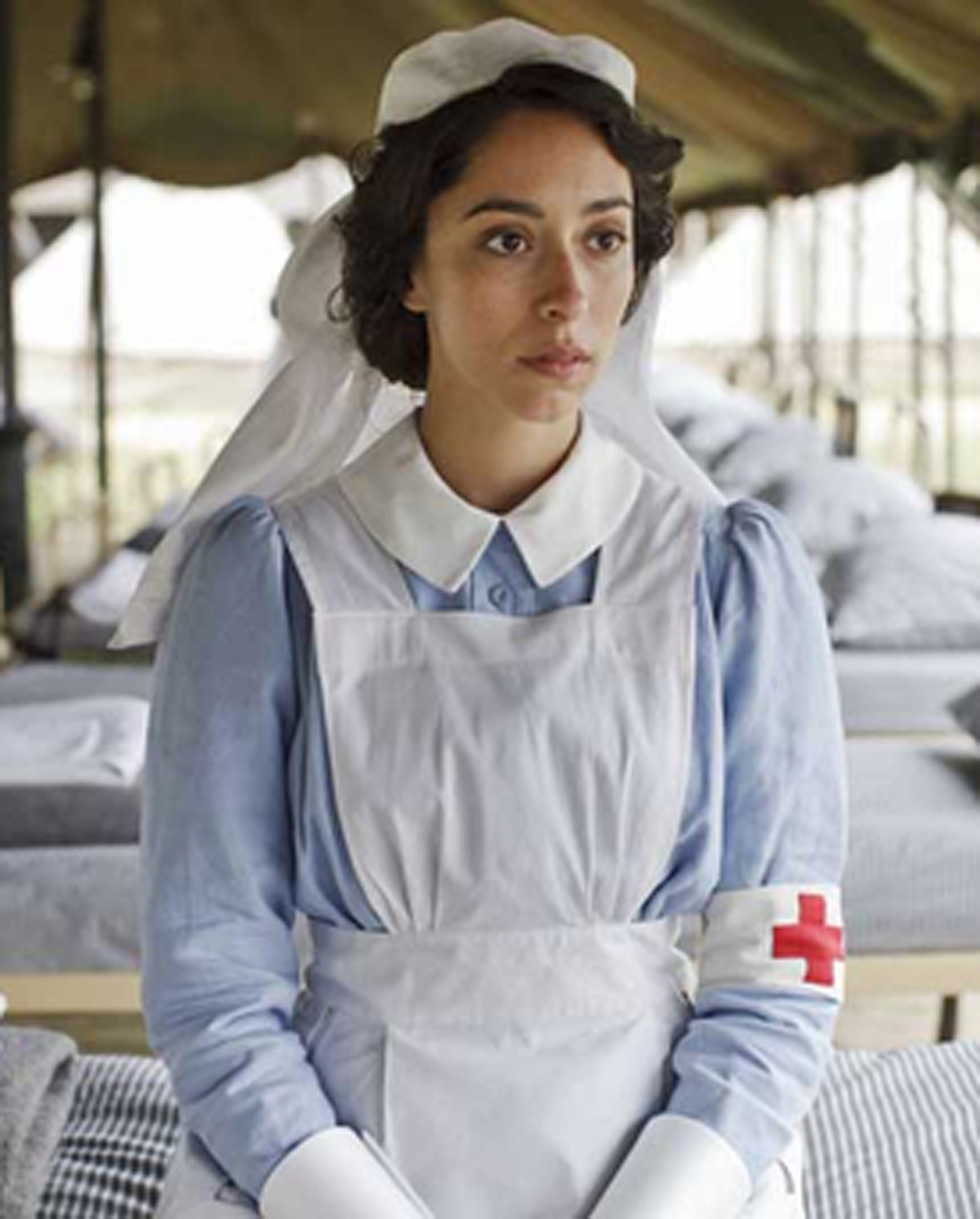 Malmesbury estate transformed into French hospital for BBC's WWI drama