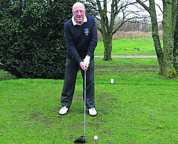 New Ogbourne Downs captain Geoff Sparrow
