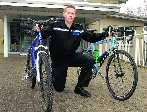 Calne police keen to reunite stolen bikes with owners i