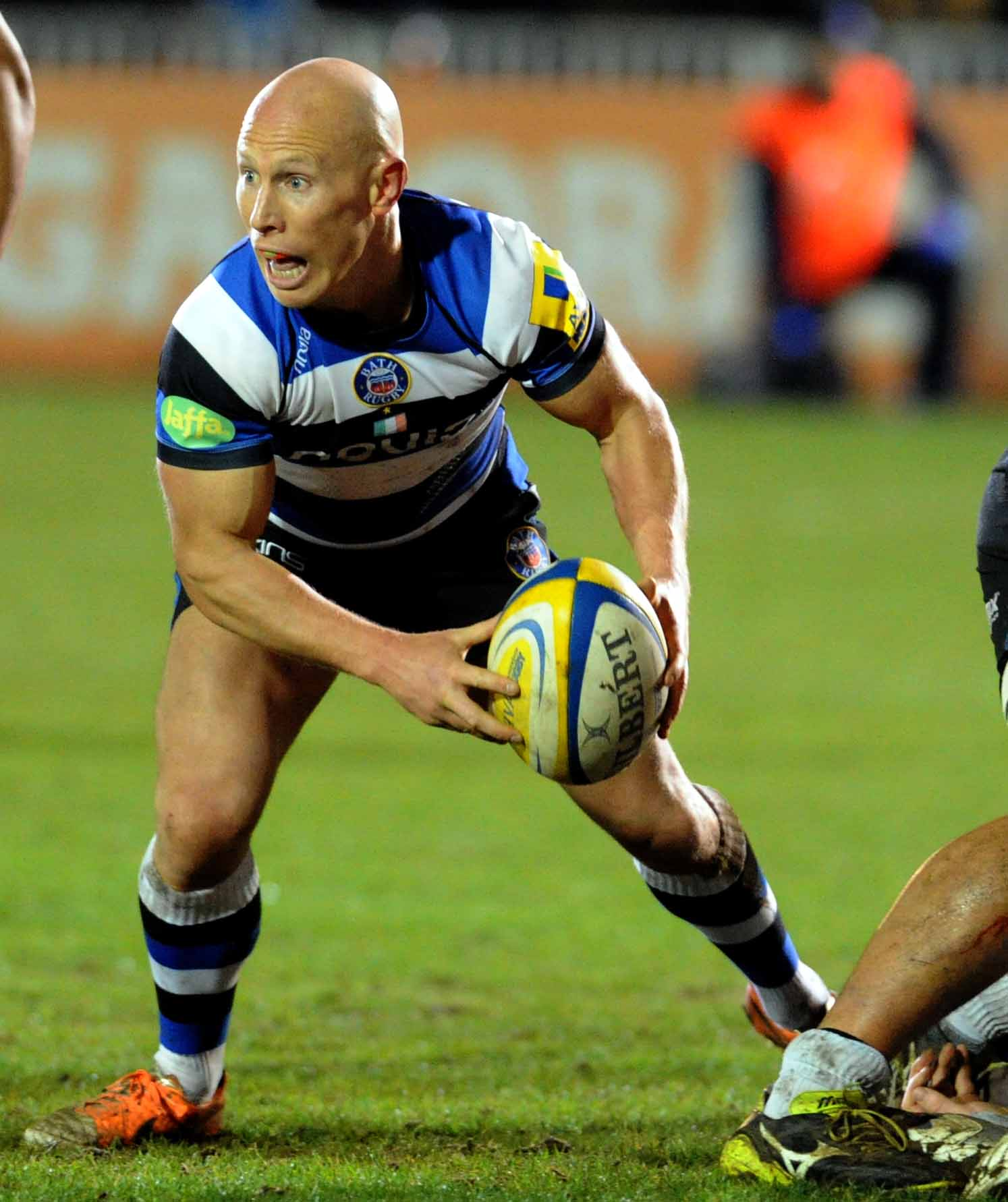 Peter Stringer has signed a new one-year deal with Bath