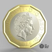 The Wiltshire Gazette and Herald: The new one pound coin announced by the Government will be the most secure coin in circulation in the world (HM Treasury/PA)