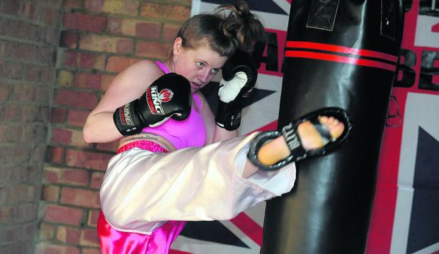 Annabelle Shoob, the new WRSA Pro-Am English title holder