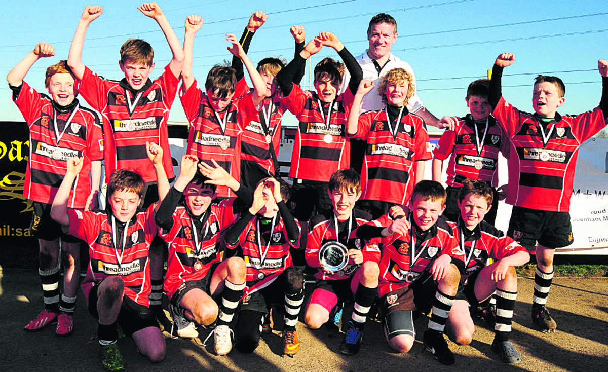 YOUTH RUGBY: Shining stars at mini festival