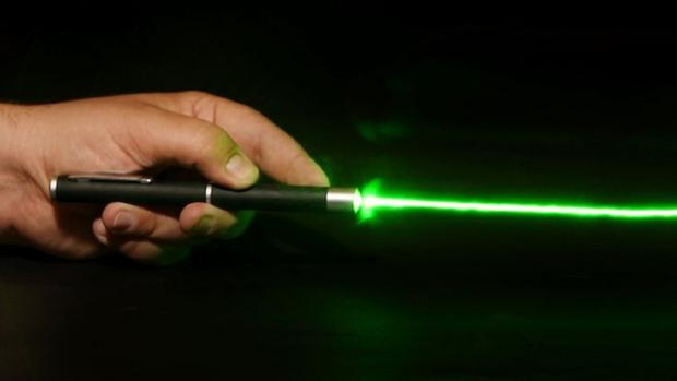 Two incidents involving laser pens shone at drivers have prompted Calne police to step up patrols and warn of their danger