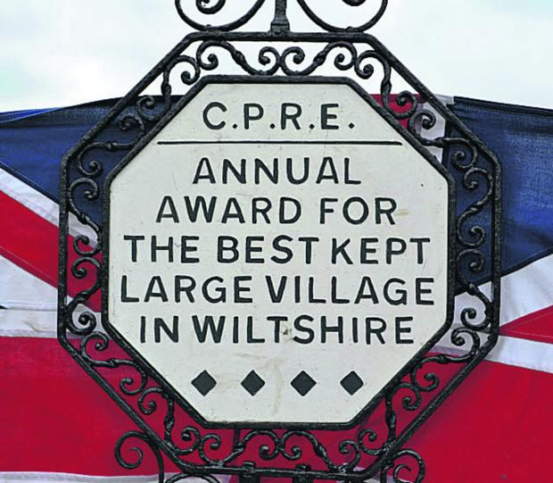 The Campaign to Protect Rural England (CPRE) is urging villages to enter the Wiltshire Best Kept Village Competition
