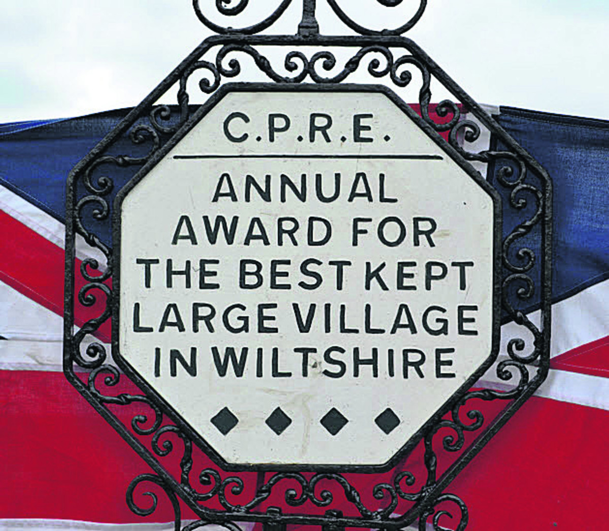 The Campaign to Protect Rural England (CPRE) is urging villages to enter the Wiltshire Best Kept Village Com