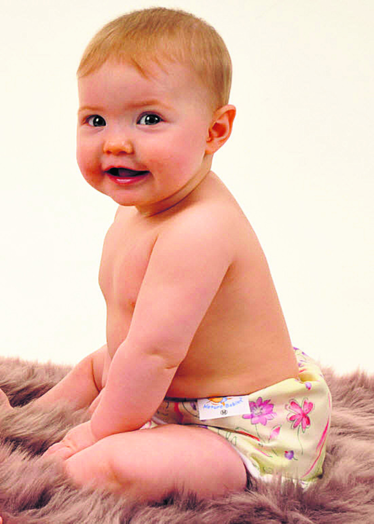 Wiltshire Wildlife Trust searches for face of Real Nappy Week