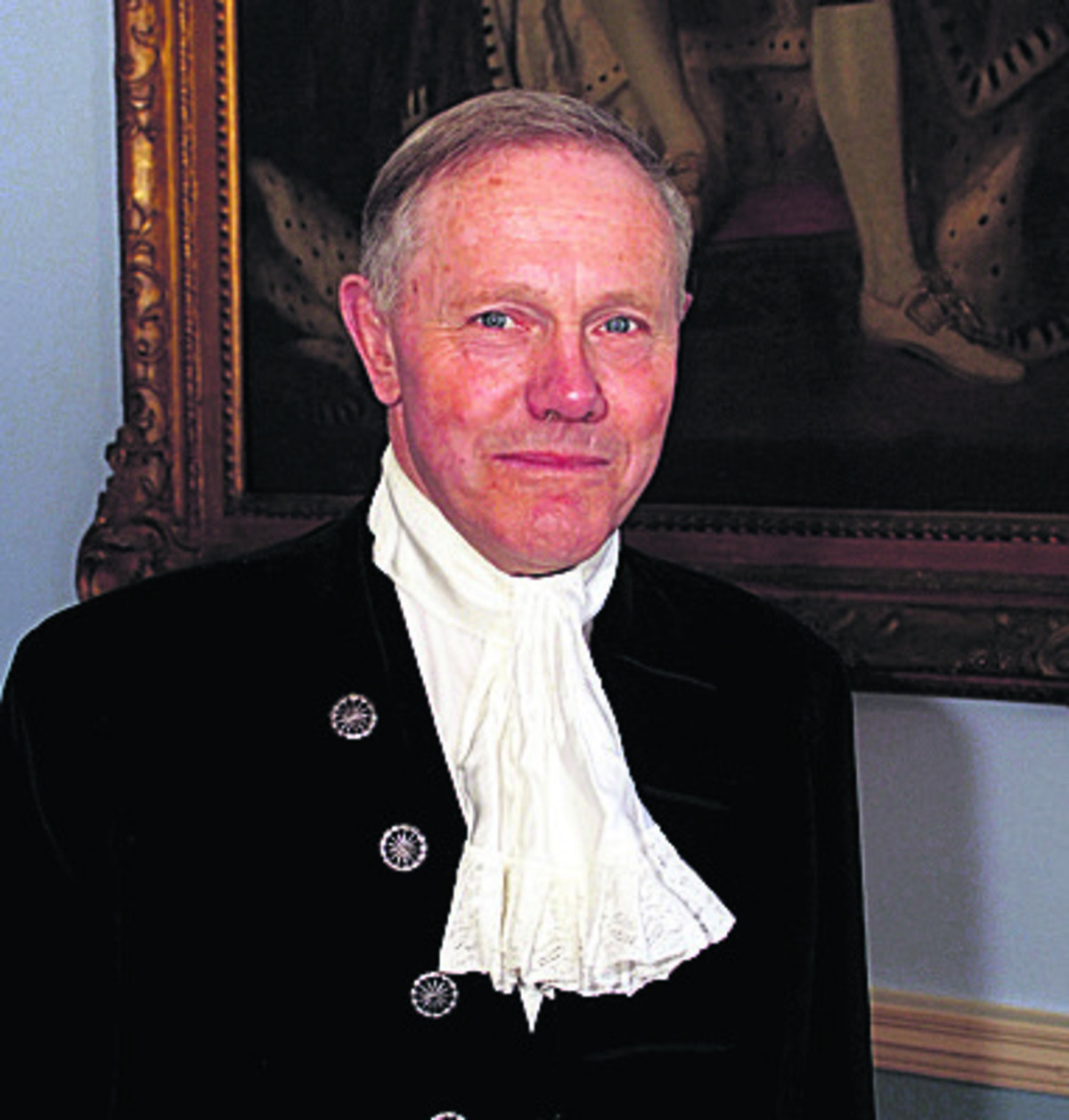 Peter Addington is Wiltshire's new High Sheriff