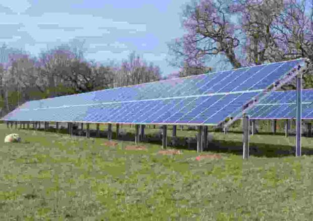 The Wiltshire Gazette and Herald: Solar developments have been a hot topic around Seend