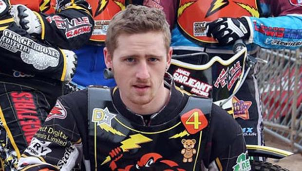 Swindon Robins rider Dan Greenwood
