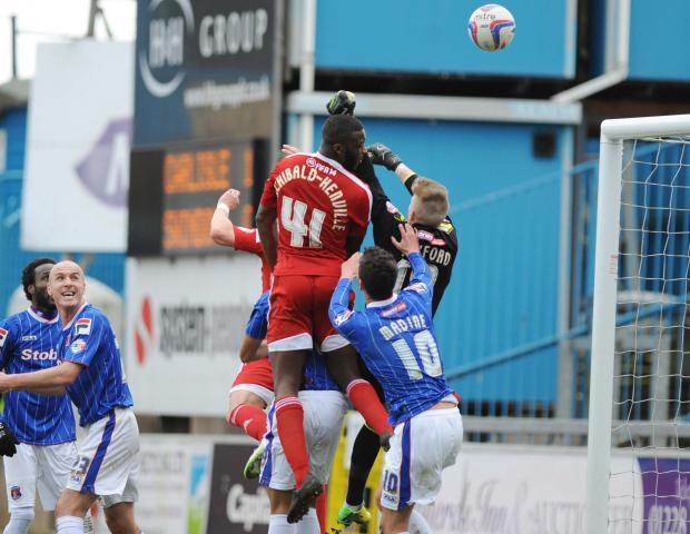 The Wiltshire Gazette and Herald: Troy Archibald-Henville is reported to be set to sign for Carlisle United