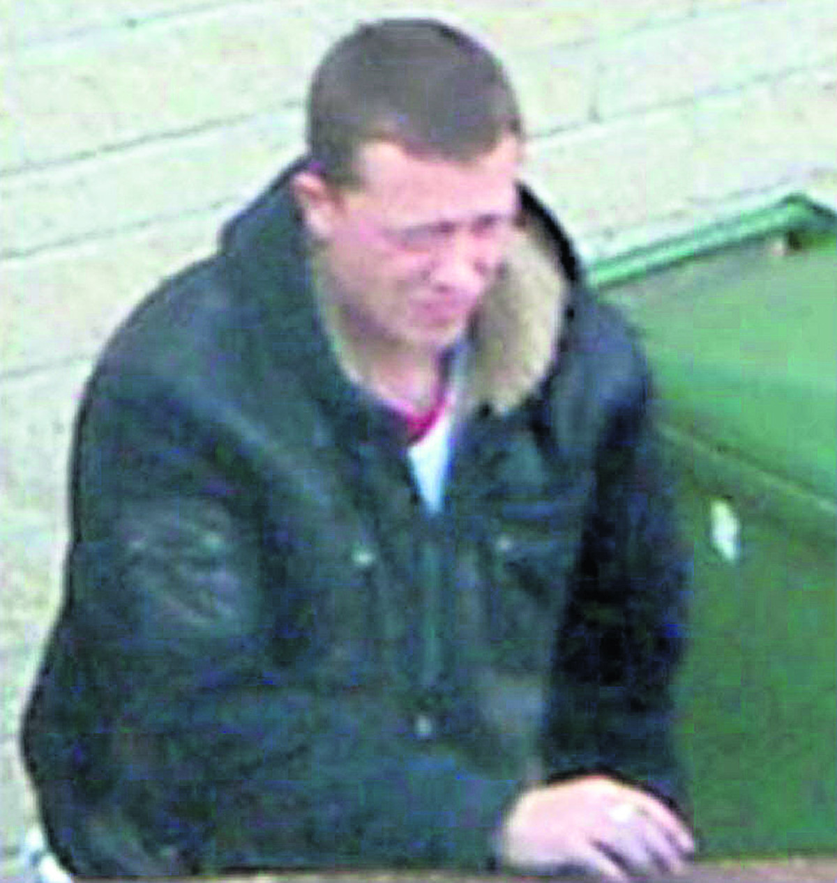 Do you know man pictured after Corsham burglaries?