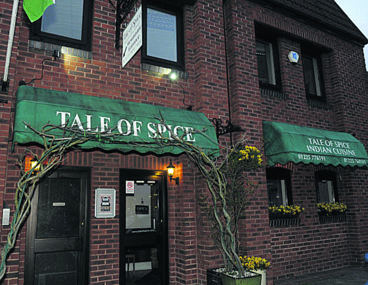 16 illegal workers found at Tale of Spice restaurants in Chippenham, Pewsey and Trowbridge