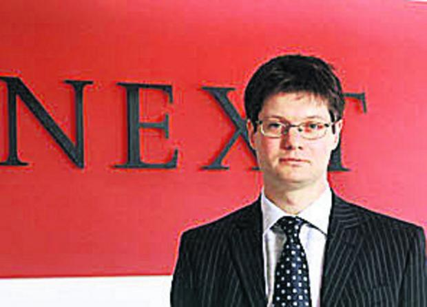Simon Wolfson, chief executive of Next