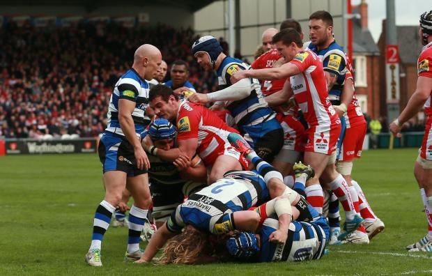 RUGBY: Hatley's praise for Bath's derby success
