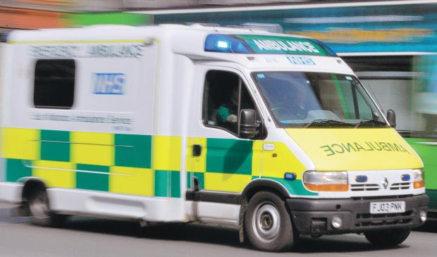 Firm cuts back 'bad' 999 calls in Wiltshire