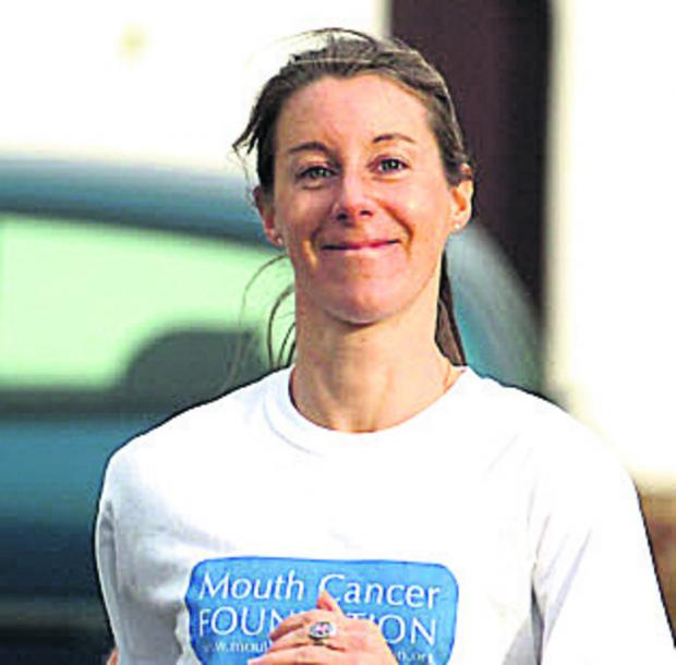 Calne ladies run in memory of friend's husband
