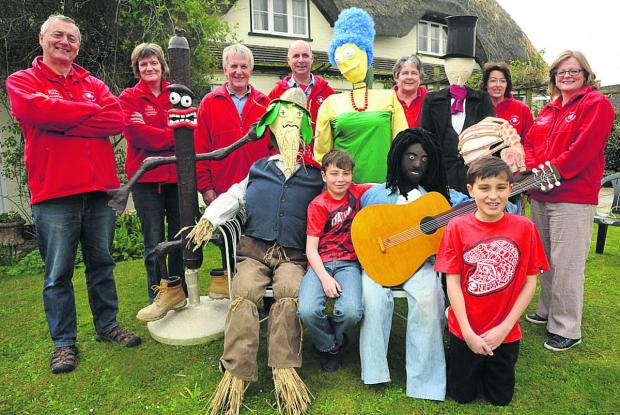 This year's theme still under wraps as village prepares for 17th festival