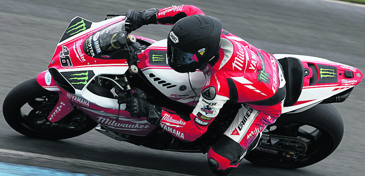 Tommy Bridewell will compete in the first round of the new British Superbikes season this weekend