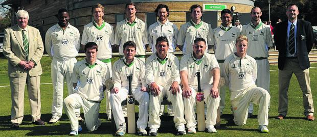 Wiltshire, pictured before Sunday's win over Berkshire at South Wilts