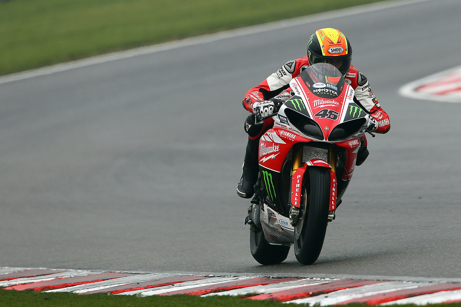 Tommy Bridewell in action at Brands Hatch