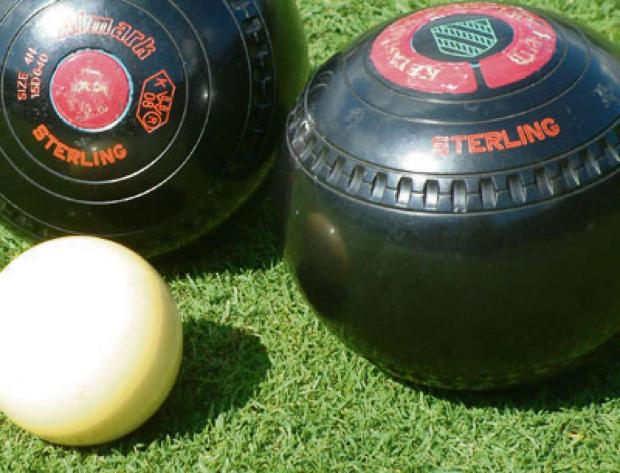 The Wiltshire Gazette and Herald: BOWLS: County youngsters on fine form