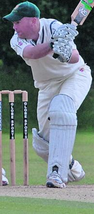 Chippenham skipper Lee Ward