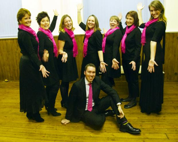 The Wiltshire Gazette and Herald: Pewsey Belles
