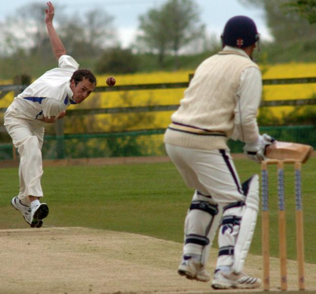 Potterne's Ben Mason took five Goatacre wickets