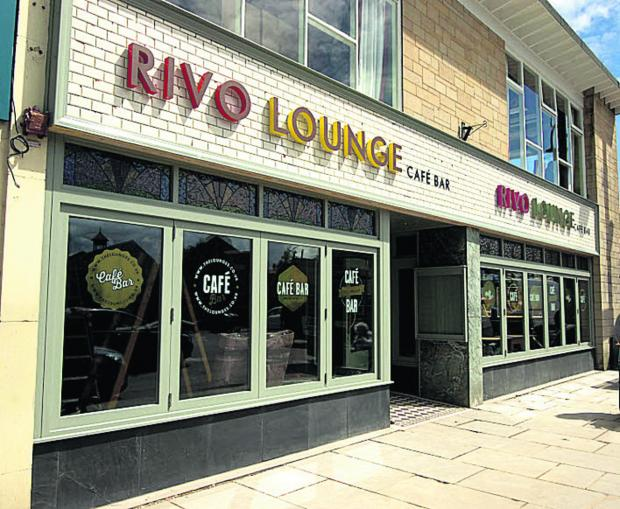 Rivo Lounge is due to open tomorrow       (PM1139) Picture by Paul Morris